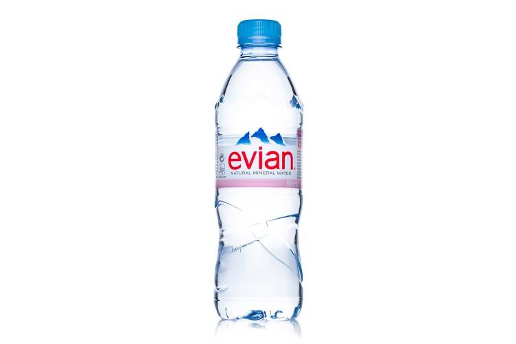 Bouteille d'Evian 1,5L