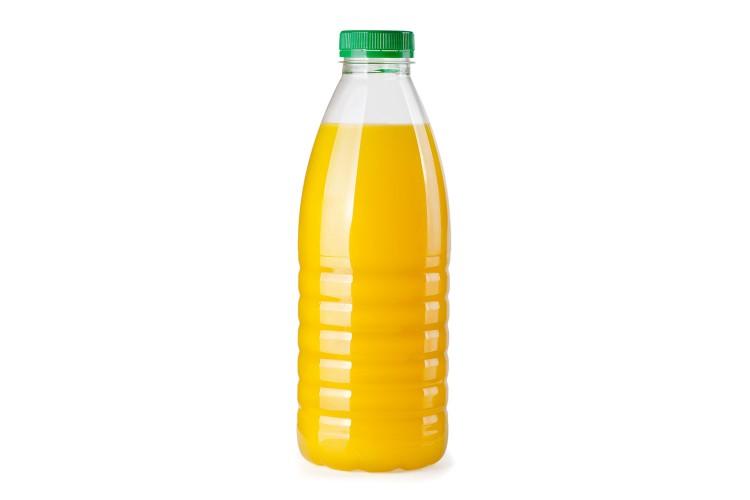 Bouteille jus d'orange 1L